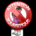 Attention touristique