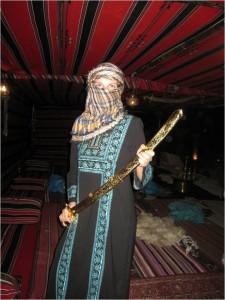 Je suis un bédouin en Jodanie