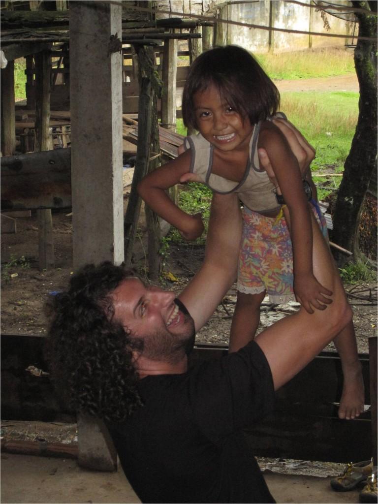 Enfants sourire Laos 2