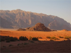 Jordanie Wadi Rum 2