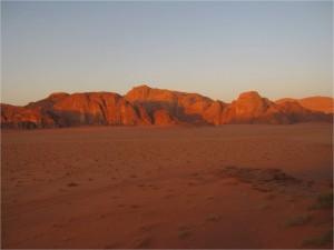 Jordanie Wadi Rum 4