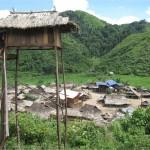Love net tribu akha Luang Nam Tha Laos