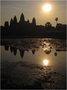 Angkor Wat, Cambodge, janvier 2010