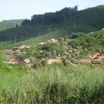 Village akha Luang Nam Tha Laos 3
