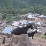 village akha pongsaly laos