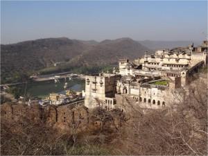 Inde Bundi palais