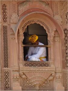 Inde Jodhpur jali 2
