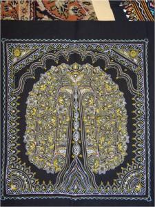 Inde Kutch Rogan Art 3