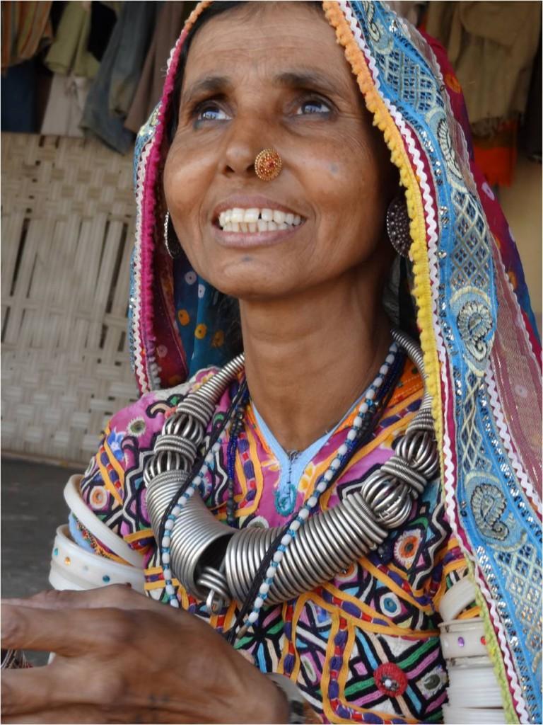 Inde Kutch femme 1