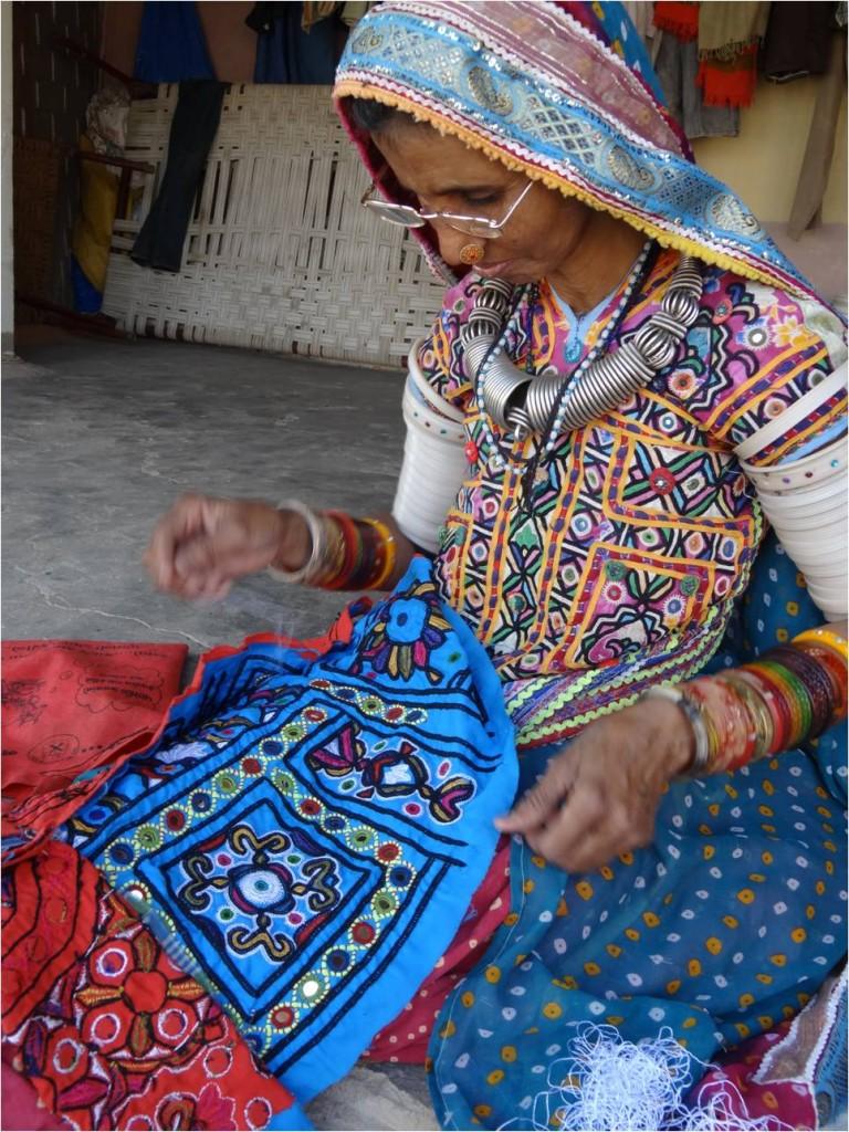 Inde Kutch femme 4