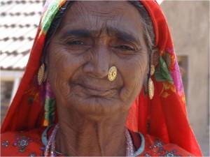 Inde Kutch vieille