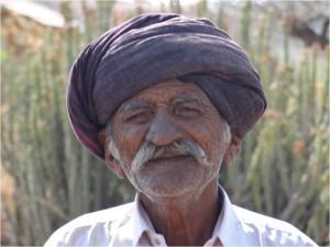 Inde Kutch vieux