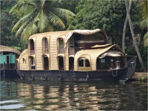 Inde Backwaters houseboat