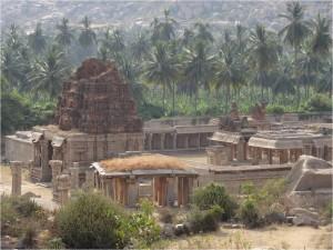 Inde Hampi Ashyutaraya