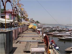 Inde Varanasi quais