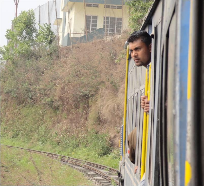 Drague ferroviaire…
