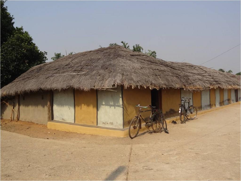 Inde Koraput Chandanpur village maison 1