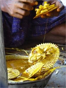 Inde Koraput Ganiput village cérémonie 3