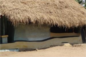 Inde Koraput Ganiput village maison 1