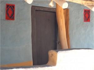 Inde Koraput village 1