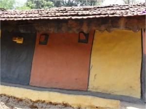 Inde Koraput village 2