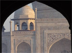 Inde bilan Taj Mahal
