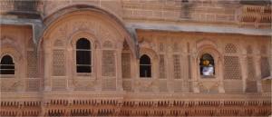 Inde bilan jalis fort Jodhpur