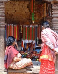 Népal Bakhtapur vieilles