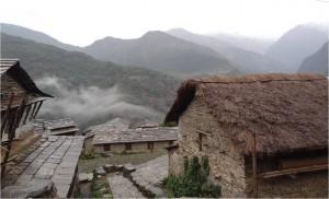 Népal Poon Hill jour 3 1