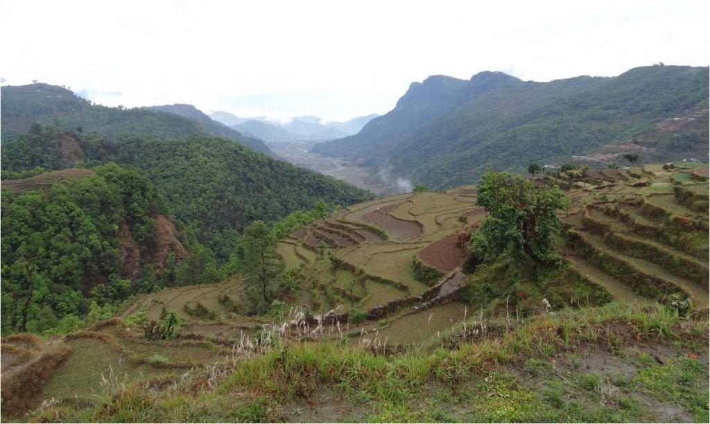 Népal Poon Hill jour 3 5