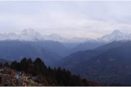Népal Poon Hill montagnes 2