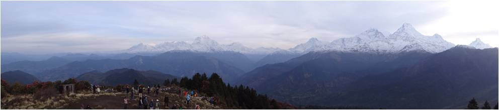 Envie d'approcher l'Himalaya ? Prenez le chemin de Ghorepani / Poon Hill !