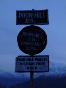 Népal Poon Hill montagnes 3