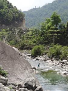 Népal Poon Hill paysage jour 1 2
