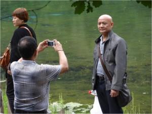 Chine Jiuzhaigou sans sourire 1