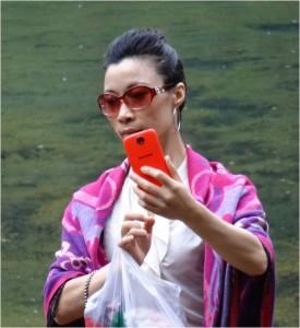 Chine Jiuzhaigou sans sourire 2