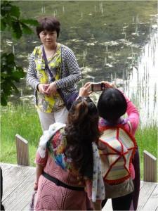 Chine Jiuzhaigou sans sourire 3