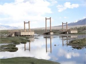 Chine Karakorum Tashkurgan lac