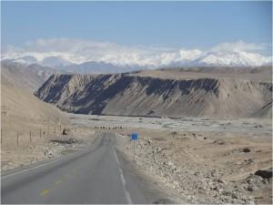 Chine Karakorum paysage 10