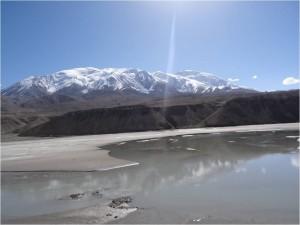 Chine Karakorum paysage 11