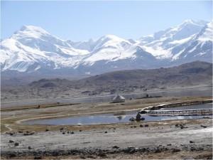 Chine Karakorum paysage 12