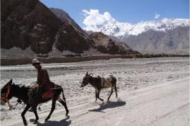 Chine Karakorum paysage 2
