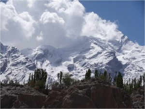 Chine Karakorum paysage 4