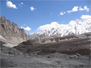 Chine Karakorum paysage 5