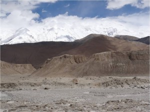 Chine Karakorum paysage 6