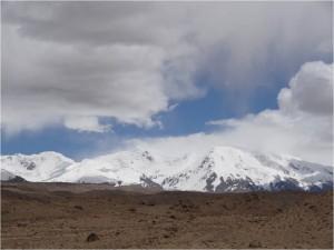 Chine Karakorum paysage 7
