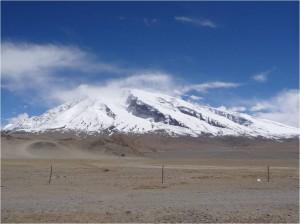 Chine Karakorum paysage 8