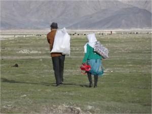 Chine Karakorum tadjikes