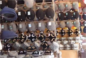 Chine Kashgar chapeaux