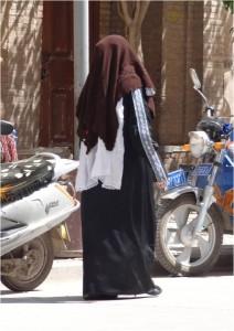 Chine Kashgar femme 2